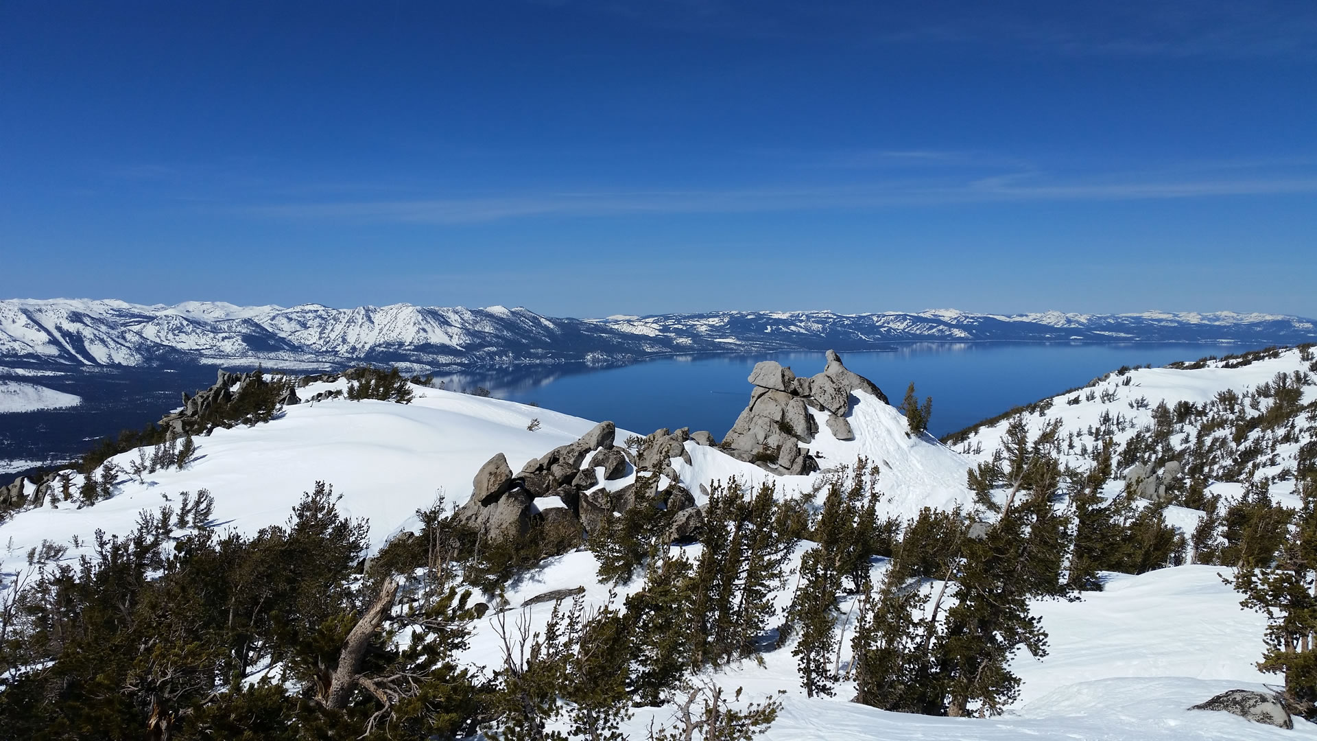 Accelerated Private Ski Coaching Tahoe
