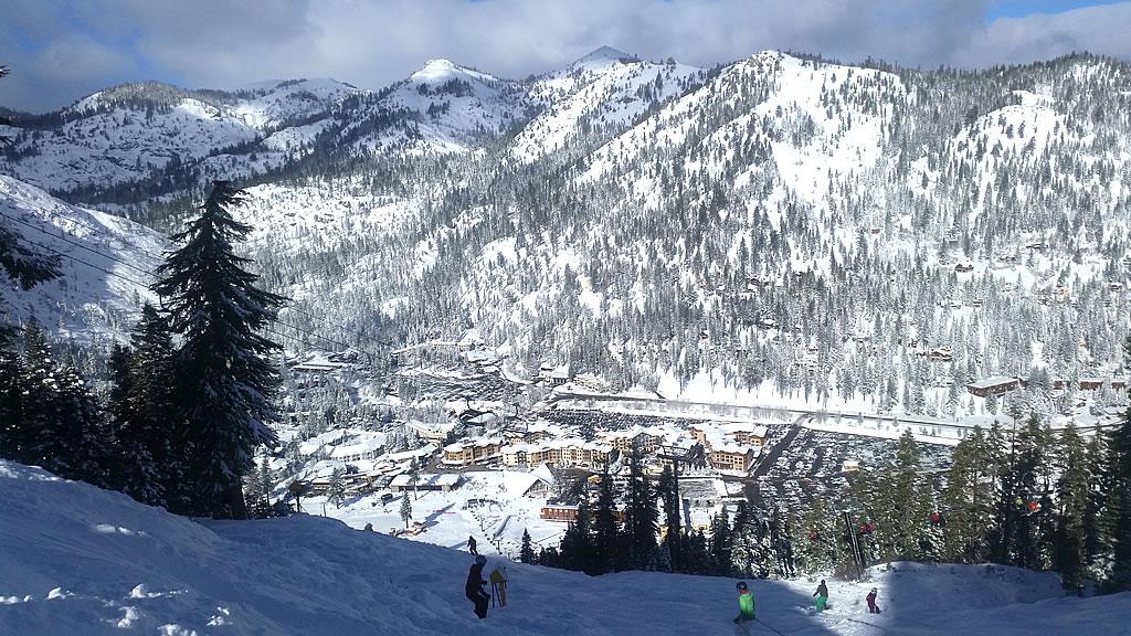 Squaw Valley Discount Private Ski Lesson ProPowderGuides