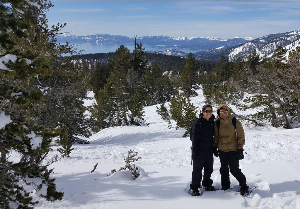 Best Tahoe Alpine Guided Snowshoe Tour
