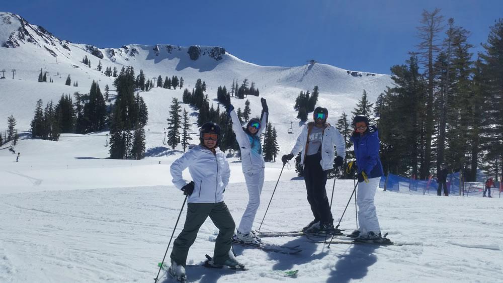 Tahoe Ski Lesson Deals