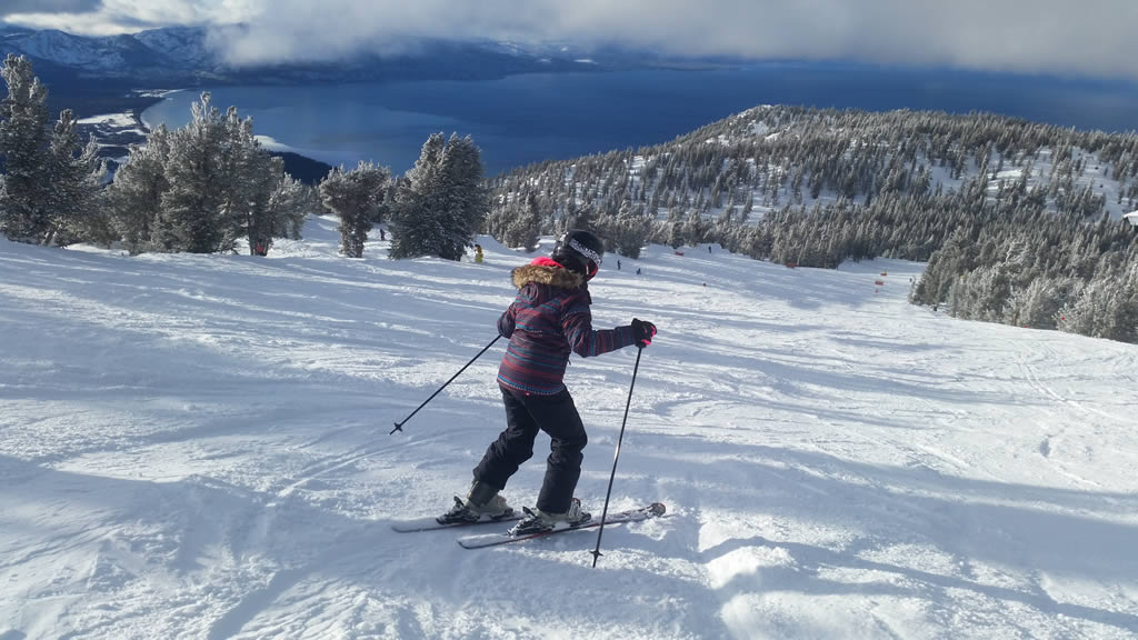 Discount Ski Lesson Heavenly Lake Tahoe