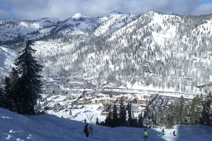Squaw Valley Discount Private Ski Lessons