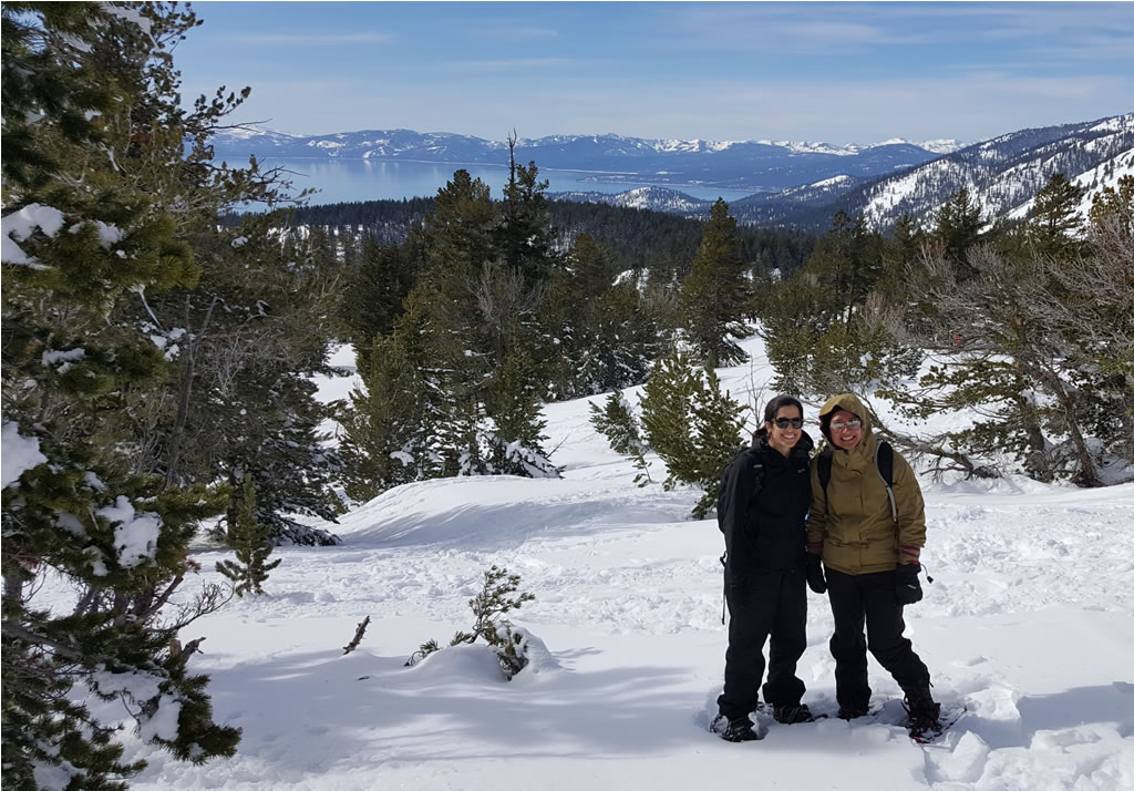 Best Tahoe Alpine Guided Snowshoe Tour
