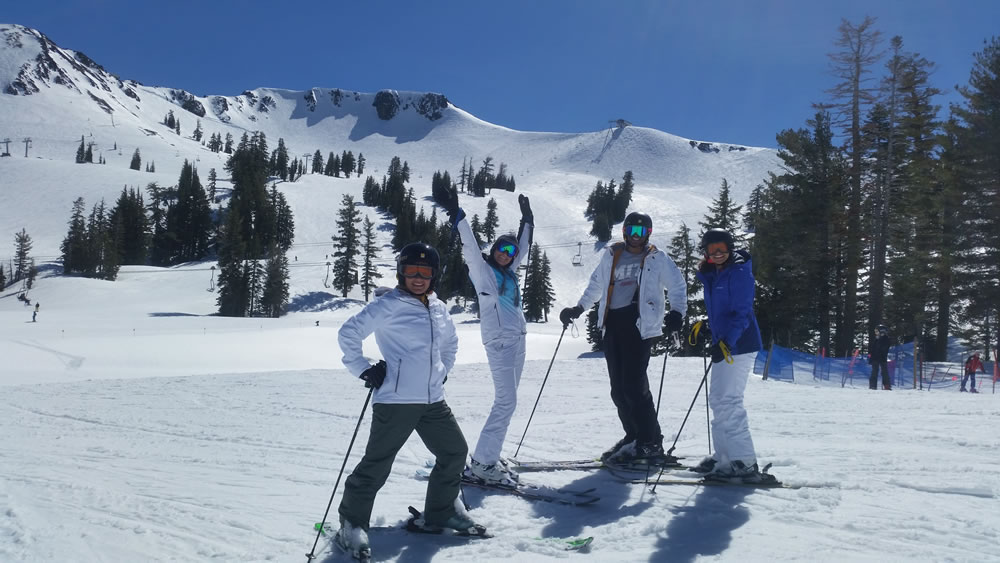 Tahoe Ski Lesson Deals